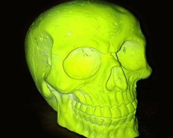 See Me Coming Skull   Halloween Gifts   Kids   Adults   15cm Skull