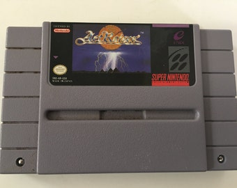 Actraiser for Super Nintendo SNES *RARE*