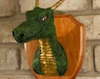 Green Dragon #1