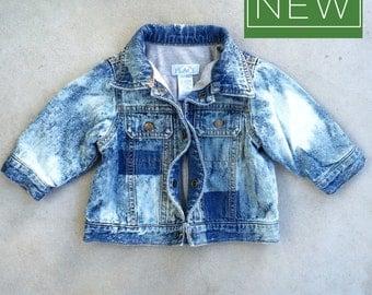 6-12m Boy + Girl Jacket