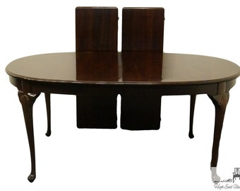 Queen Anne Table Etsy