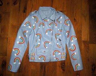 Rainbow party Jacket