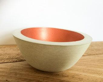 Concrete Jewellery bowl (1)