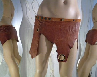 Sur-Jupe leather Amazon hand made with Love
