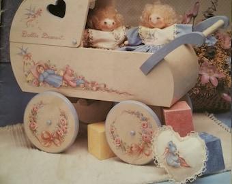 Adorable Dolls instruction book