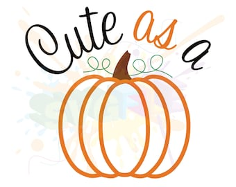 Thanksgiving SVG Files for Pumpkin Cricut Designs Quotes - SVG Files for Silhouette - Instant Download