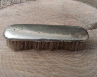 Antique Silver Hair Brush