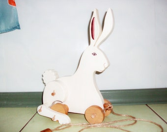 toy walking Rabbit