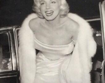 Vintage Original Marilyn Monroe Celebrity Poster