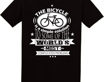 BICYCLE - BIKE - Tshirt