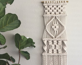 Macrame Patterns/Macrame Pattern/Macrame Wall Hanging Pattern/Wall Hanging/Pattern/DIY/Name: Lean 16