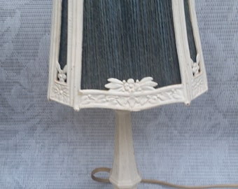 Cast Iron Thread Lamp