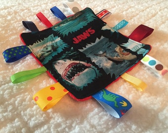 Jaws Crinkle Sensory Toy
