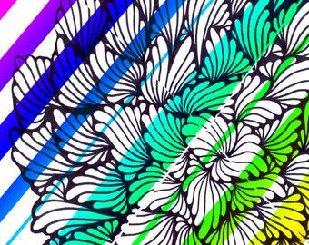 Zirbes Rainbow  -  Edition of 30