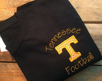 Customized* Tennessee Football Shirts