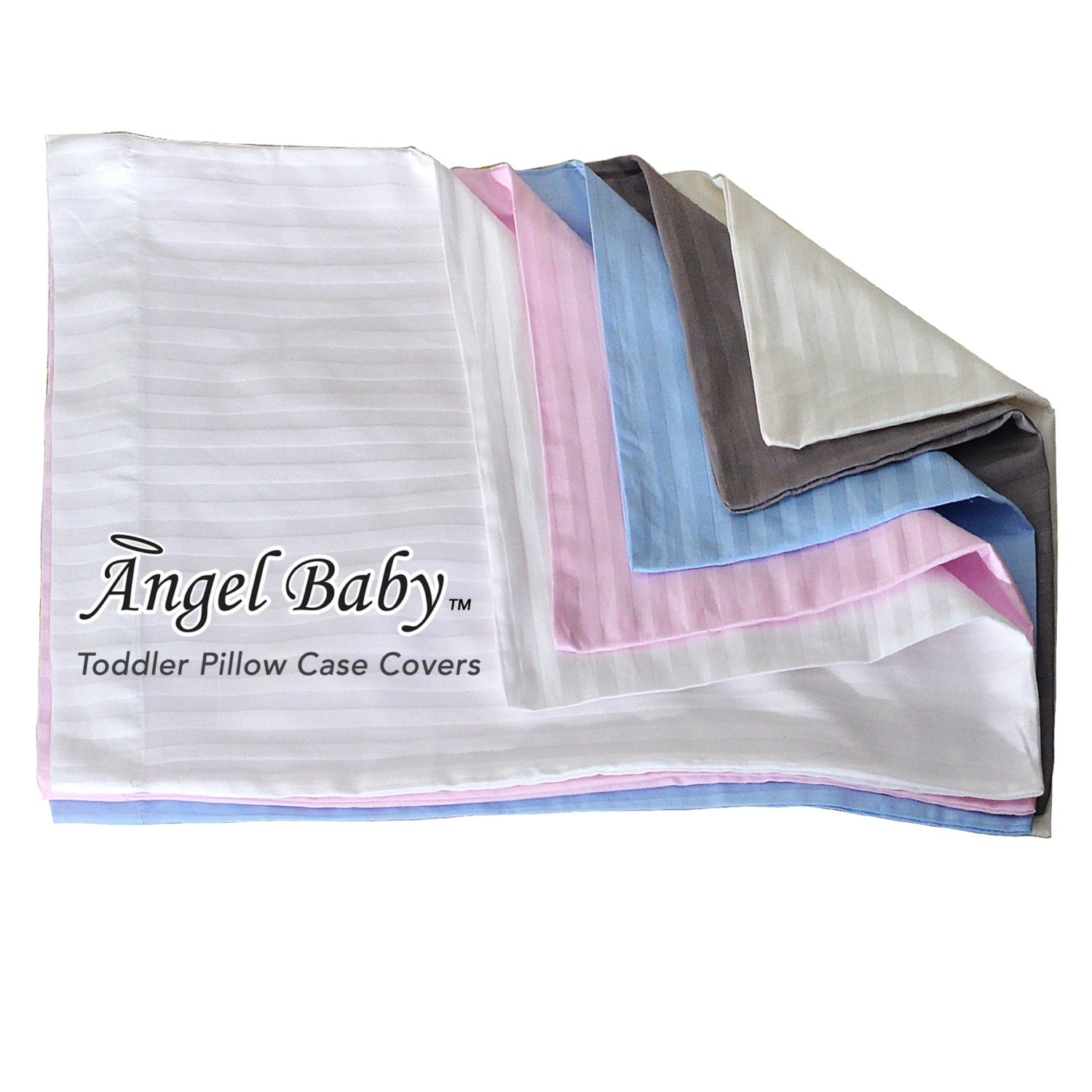 Toddler Pillow Cover Baby Pillow Case Kids Pillow Cover
