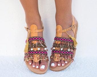 "Sandals ""Ariadne"""