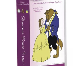 Cricut Disney Dreams Come True Princess Cartridge...LOOK!!! SALE!! Limited time