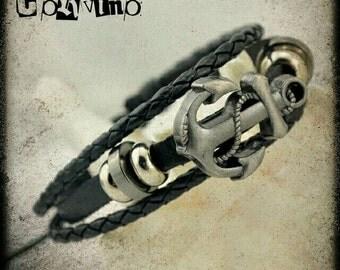 Bracelet man anchor