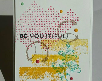 BE YOU(TIFUL) #1636