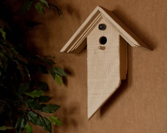 Reclaimed Wood Birdhouse