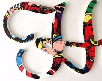 Wall Name - Avengers