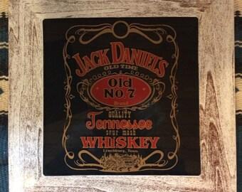 Jack Daniels Mirror