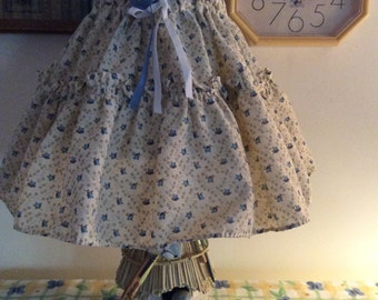 Sale! LAMPSHADE COVER/TOPPER -- Adjustable!