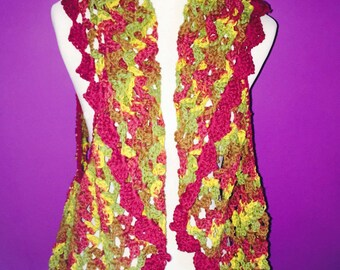 Sleeveless Cardigan Spring Colors