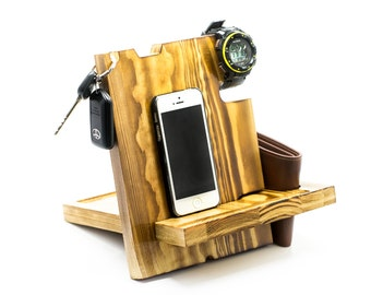 Easter gifts for him etsy valentines day gift for himiphone 6 dockchristmas gift for men catchall negle Image collections