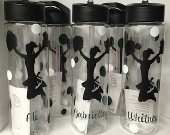 Cheer water bottles