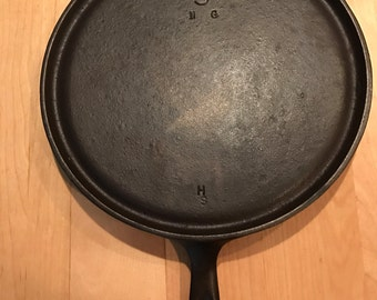 1950s Lodge Skillet Griddle with shipping included