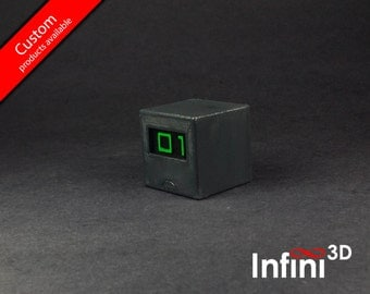 Timer BIM - BIM ticking - Btooom Cosplay props