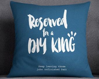 DIY King Cushion
