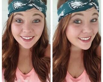 Philadelphia Eagles NFL Headband