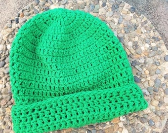 Hippy hipster slouch it out hat