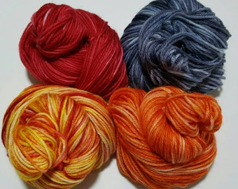 Tanner's Flame Gradient Set