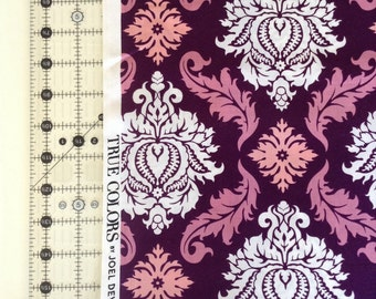 True Colors damask Fabric By the Yard-Westmisnter Fabrics Joel Dewberry
