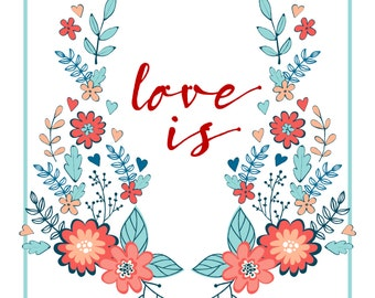 Love Is - Soul Deep Daily Scripture Journal Download