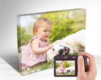 Personalised Canvas Prints from your Photographs