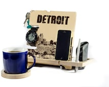 Stand with detroit decor detroit home detroit gift detroit sign detroit wood detroit sport detroit tigers detroit lions red wings decal