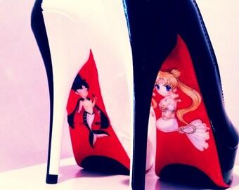 Sailor Moon Pumps