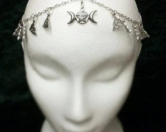 Priestess headdress