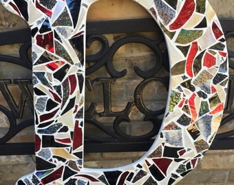 Handmade Mosaic Glass Art - Mosaic Wall Art - Glass - Built to your Specs