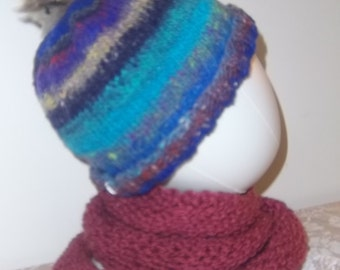 cap, hat,  wool