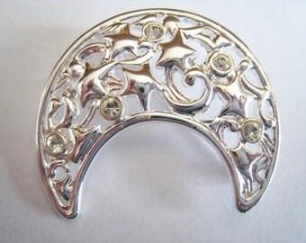 Silver Tone Pin