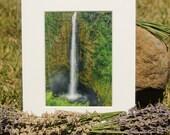 Akaka Falls, Hawaii...