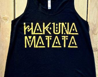Hukana Matata Tank, Workout Tank