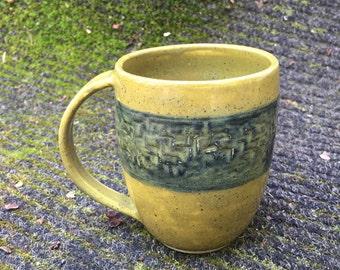 10 oz Porcelain Mug