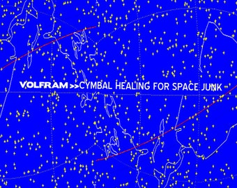 Cymbal Healing for Space Junk